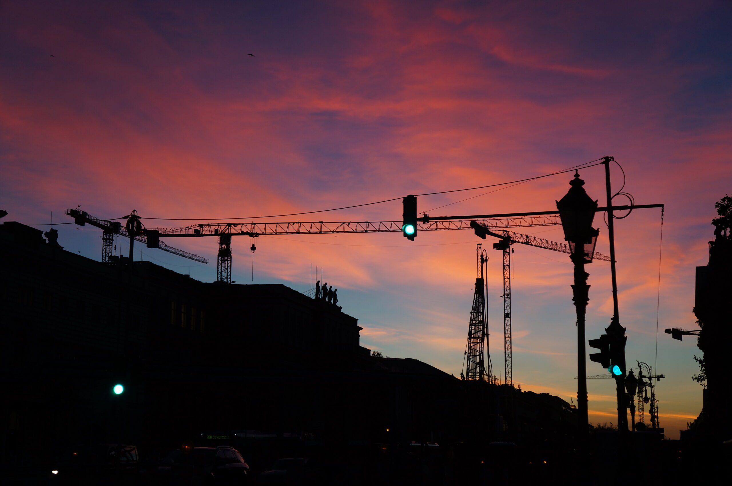 Pink Clouds Berlin
