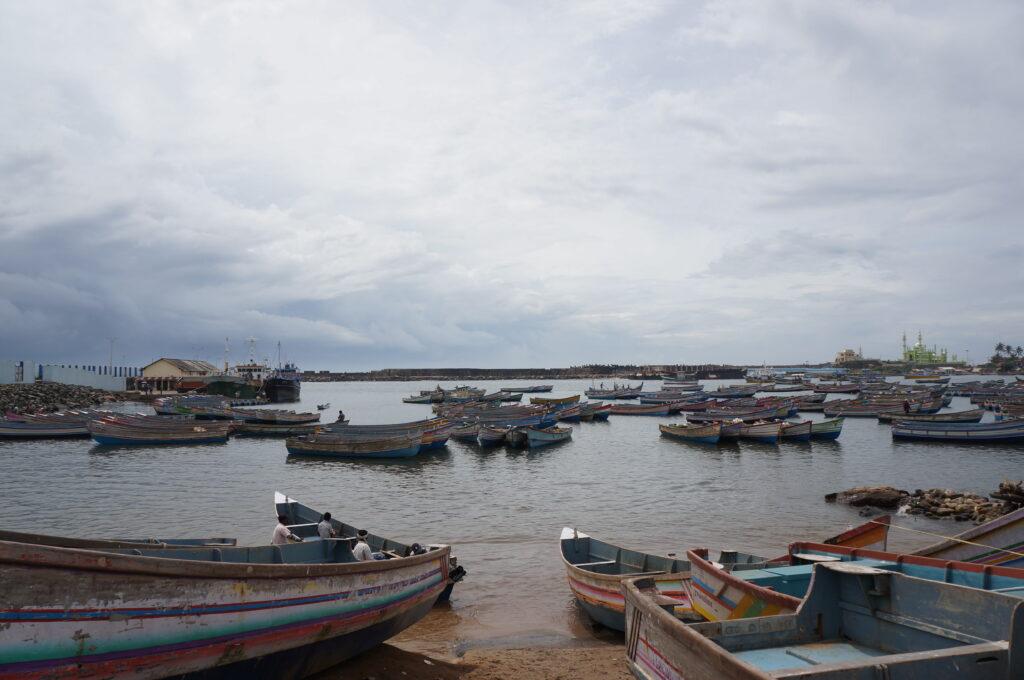 Fishing Boats Agra India
