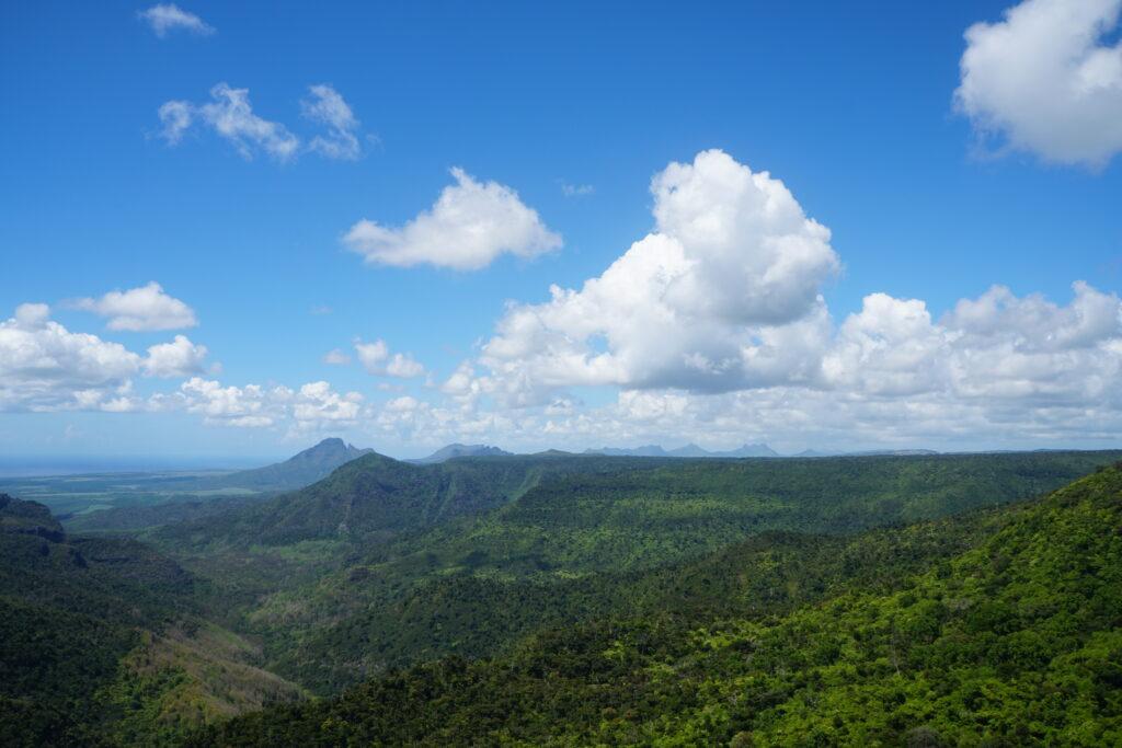 Mountains Mauritius