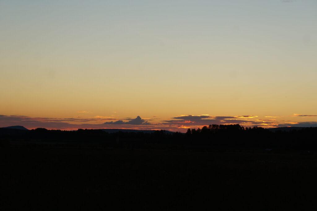 Sunset Piteå