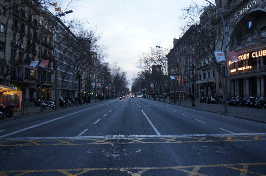 Street Barcelona